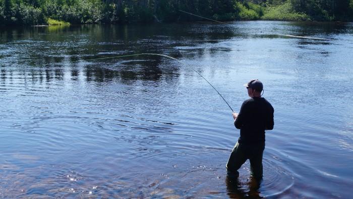 Fishing Promo